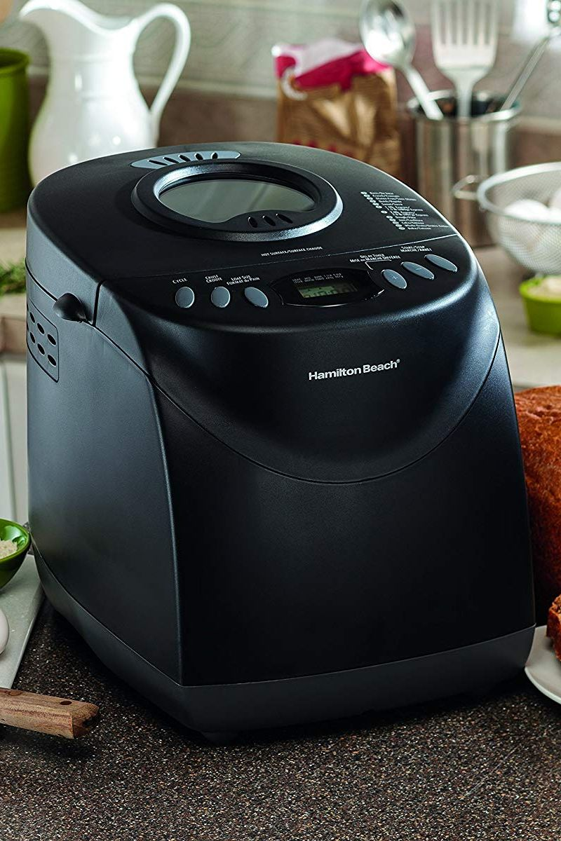 Hamilton Beach HomeBaker 2-Pound Bread Maker Machine