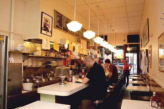 The way the restaurant will hopefully look again very soon.
