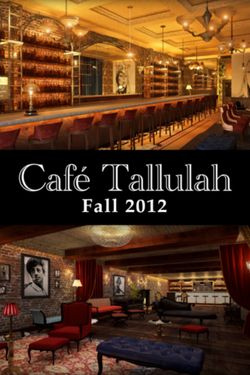 Sneak Peek at Café Tallulah, Bringing Food and Cocktails to the UWS This Fall