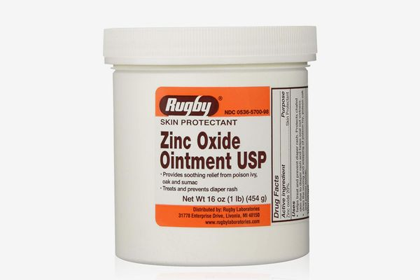 Rugby Laboratories Zinc Oxide Ointment