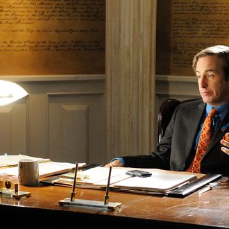 Saul Goodman (Bob Odenkirk) - Breaking Bad