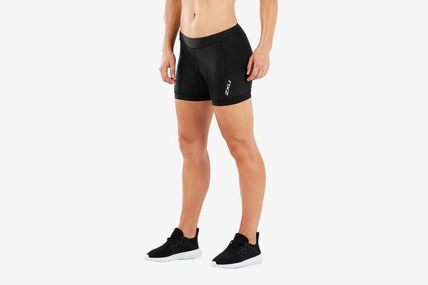 """Women's 2XU Active 4.5"""" Tri Shorts"""