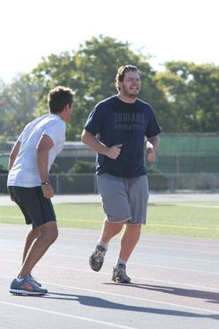 Chris Pratt 300 Pounds