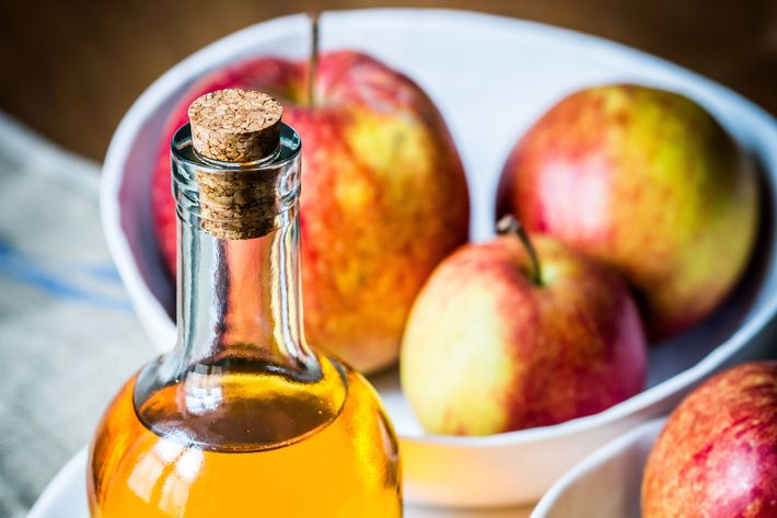 You may think apple cider vinegar is the new coconut oil — except it's not a new remedy at all.