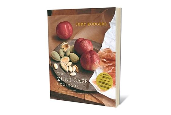 "Zuni chef Judy Rodgers sadly passed away early this month, but her legacy lives on in this truly marvelous cookbook. Of course it was first published over a decade ago, but that's all the more reason to track down a copy for any food lover who doesn't yet have this on her or his bookshelf. <a href=""http://www.amazon.com/The-Zuni-Cafe-Cookbook-Compendium/dp/0393020436""><i>Zuni Café Cookbook</i></a>, $29.18"