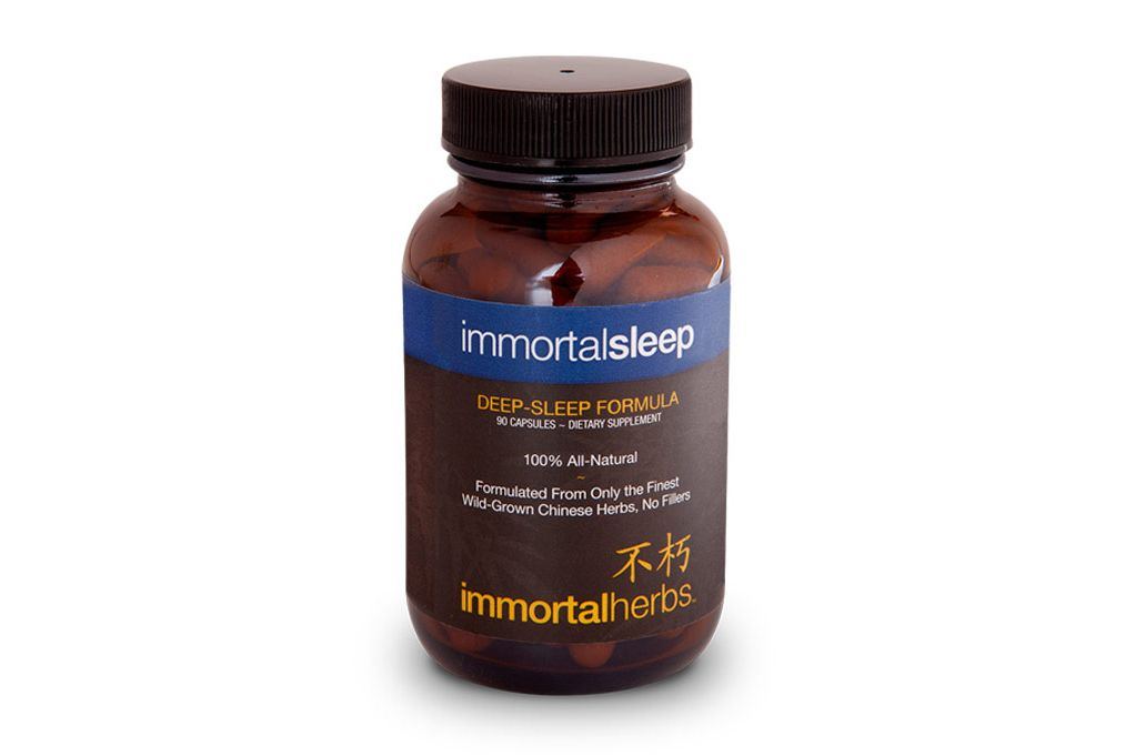 Immortal Sleep