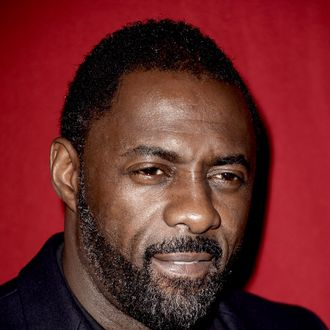 Actor Idris Elba attends the premiere of The Weinstein Company's