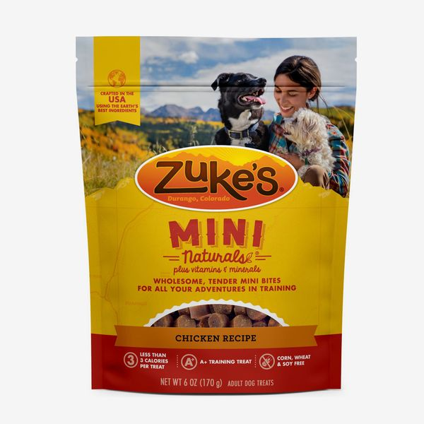 Zuke's Mini Naturals Chicken Recipe Training Dog Treats