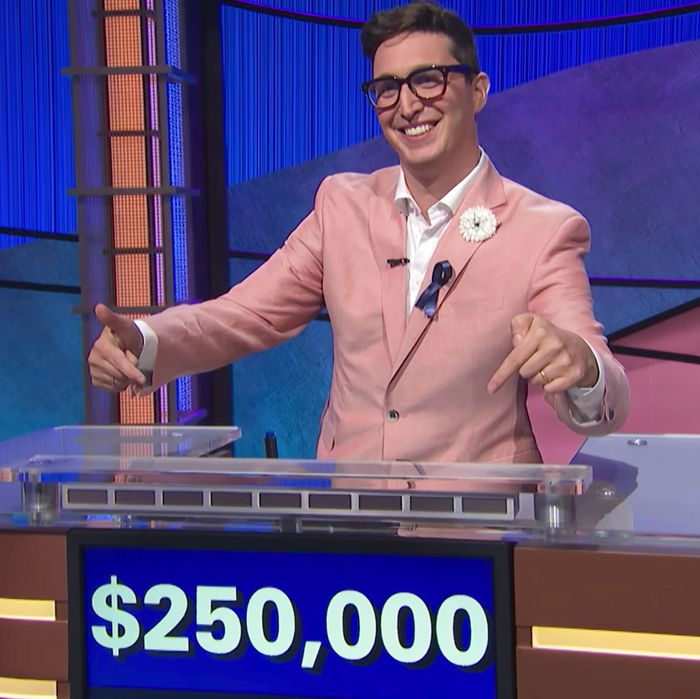 Buzzy Cohen Jeopardy! Tournament of Champions Interview