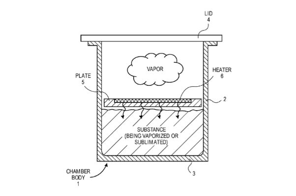 Apple has patented some sort of vaporizer ccuart Image collections