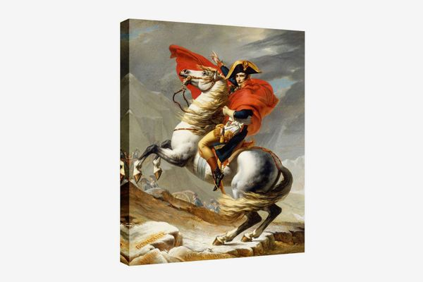 """Wall26 Printed Canvas """"Napoleon Crossing the Alps"""""""