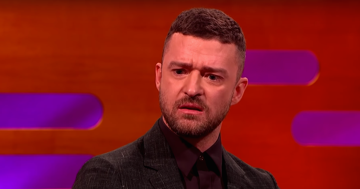 Justin Timberlake Fondly Recalls Time When Boomers Pelted Him With Urine Bottles