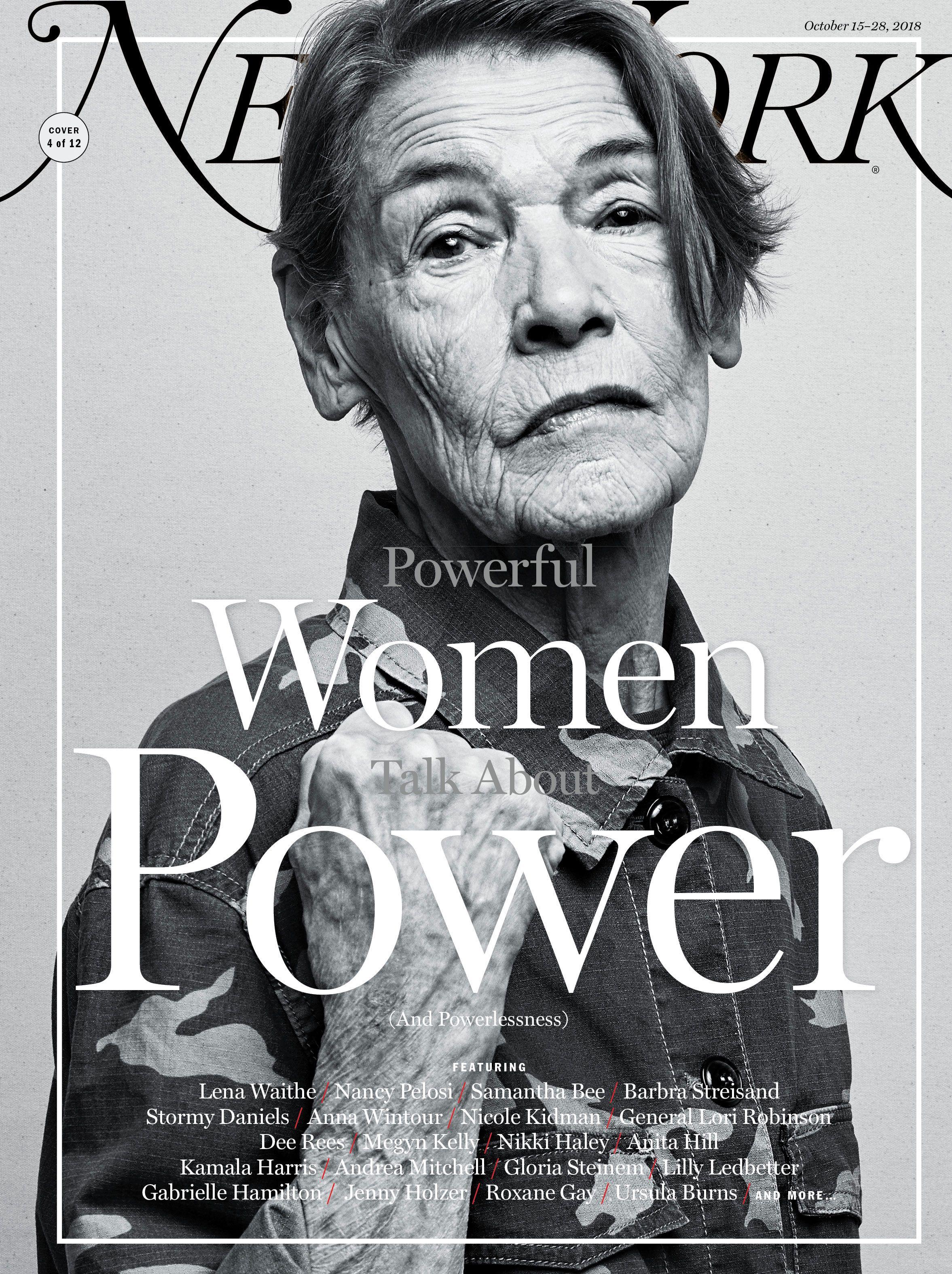 New York Magazine: October 15, 2018 Issue