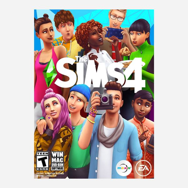 Electronic Arts The Sims 4 (Available for Mac/PC)