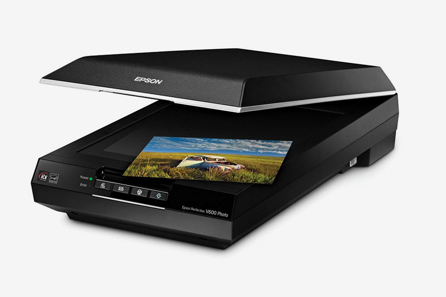Epson Perfection V600 Color Scanner