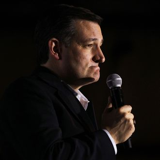 Ted Cruz Campaigns Across South Carolina One Day Before Primary