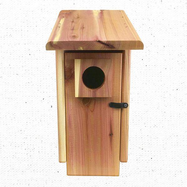 Pennington Cedar Birdhouse