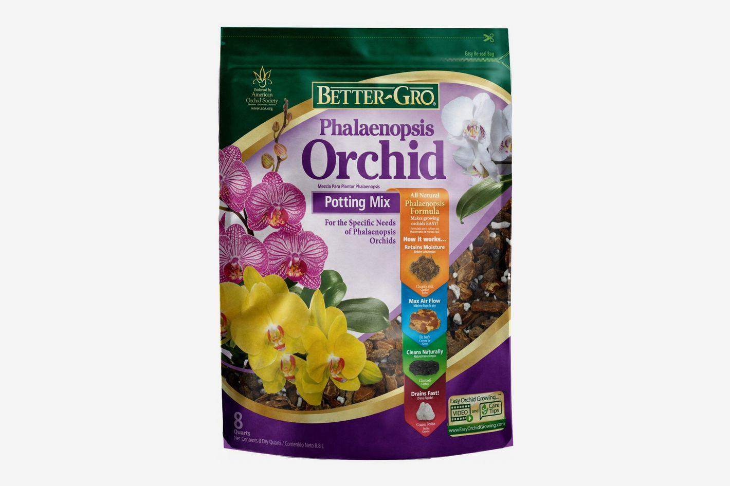 Better-Gro Phalaenopsis Mix, 8 Quarts