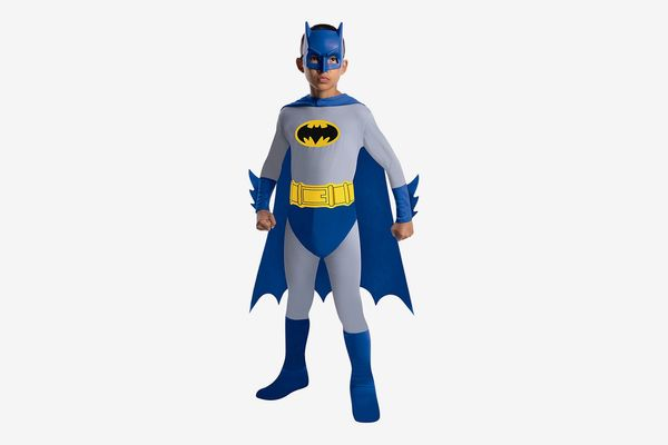 Batman The Brave and The Bold Batman Costume with Mask