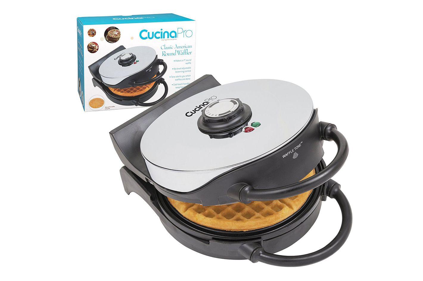 Waffle Iron by Cucina Pro