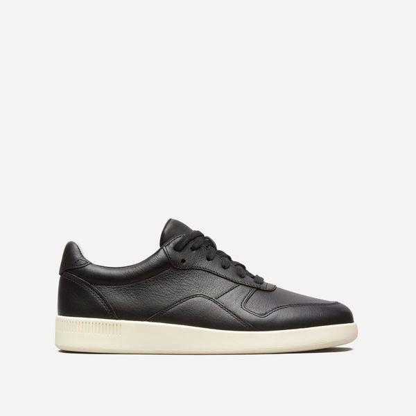 Everlane Men's Court Sneaker, Black