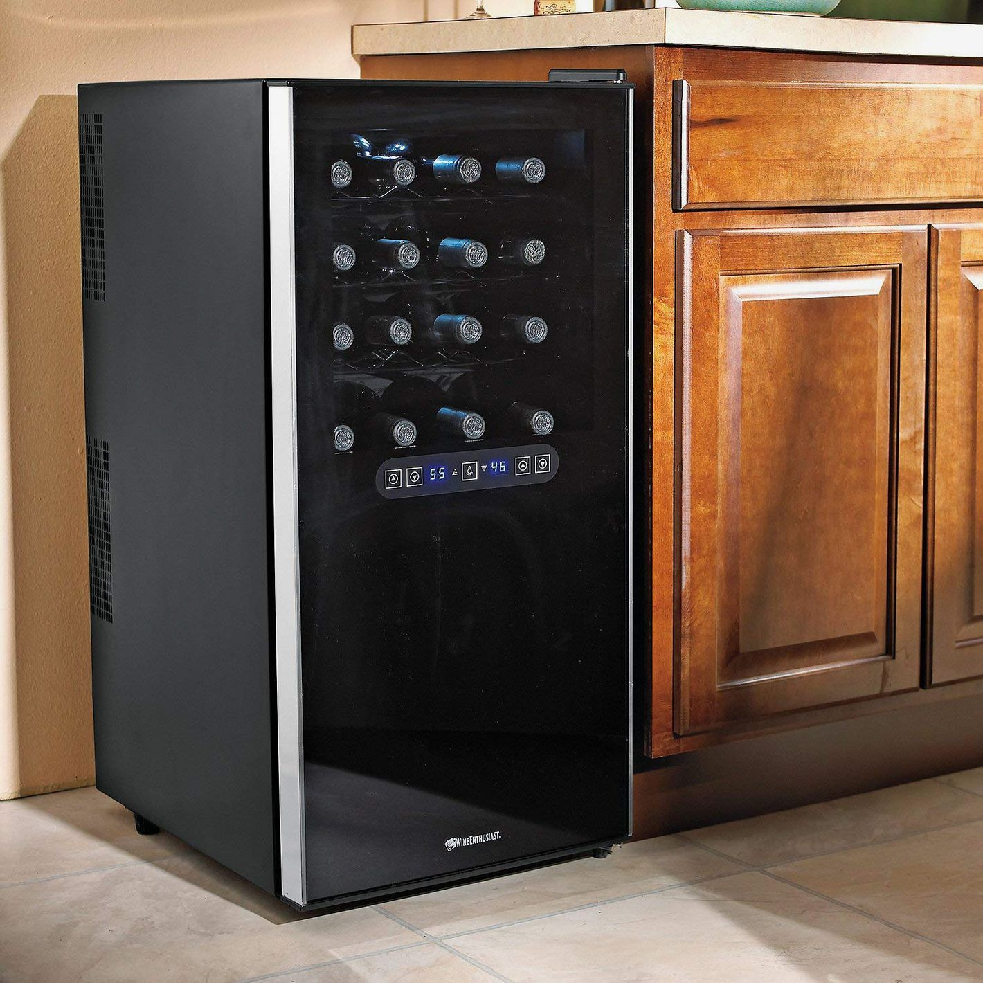 9 Best Wine Coolers And Fridges Recommended By Sommeliers