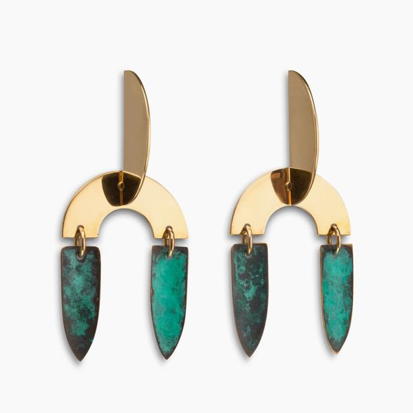 Ami Doshi Shah Form Earrings