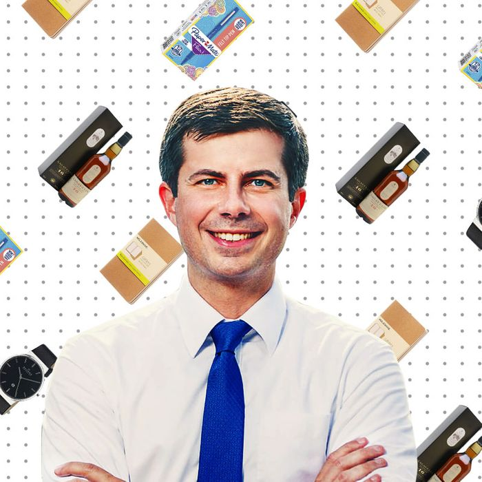 ad7a2839b2 Mayor Pete Buttigieg on his Favorite Things 2019