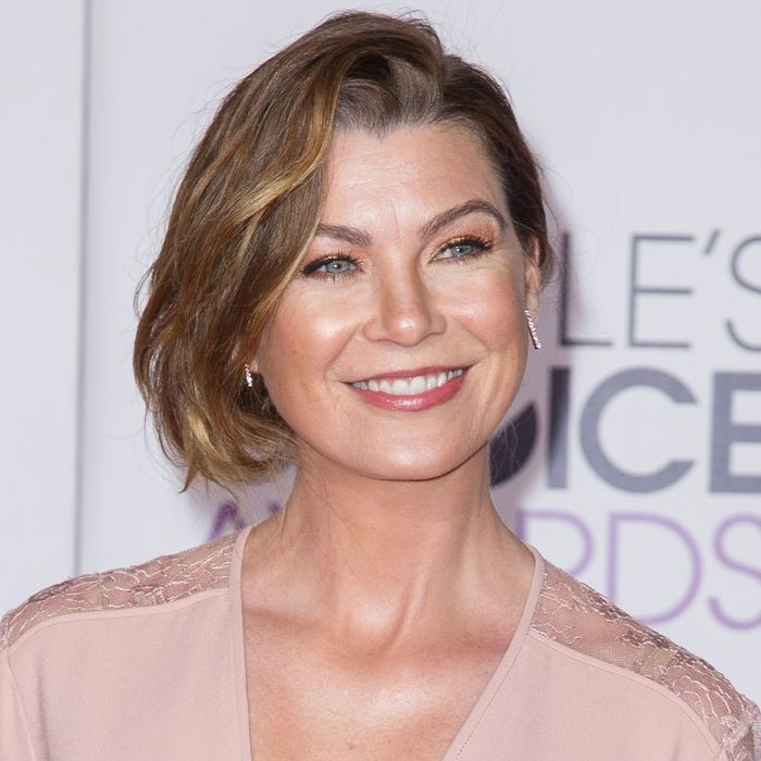 Ellen Pompeo Stayed on Grey's Anatomy Because of Her Age