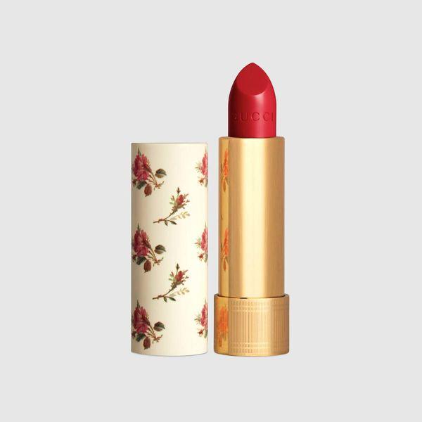 Gucci Goldie Red, Rouge à Lèvres Voile Lipstick