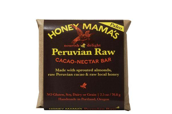 Honey Mama's Raw Nectar Fudge Bar