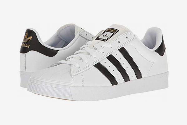 Adidas Skateboarding Superstar Vulc ADV — White/Black