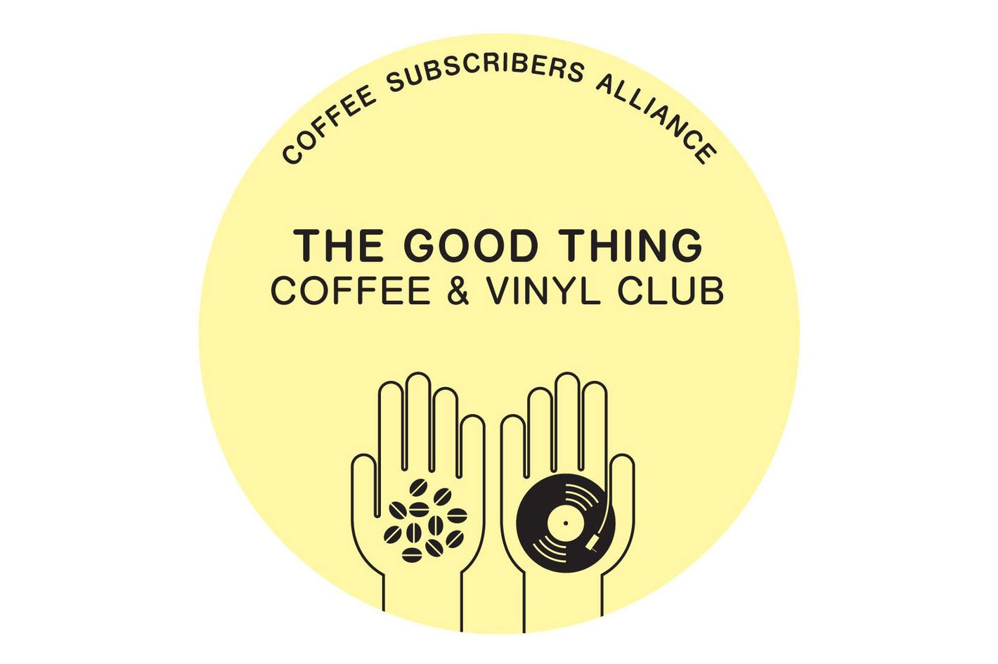 The Good Thing — Coffee & Vinyl Subscription