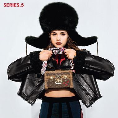 This Louis Vuitton Trapper Hat Is Taking Over Fashion Shoots c7174f67641