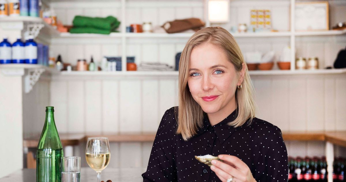 9c8af7c87fd9 Author Stephanie Danler s Grub Street Diet
