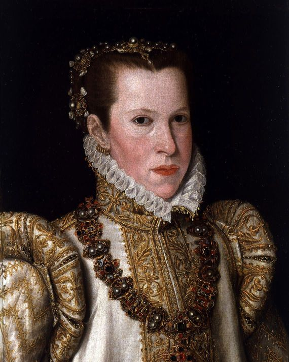 Maria of Portugal.