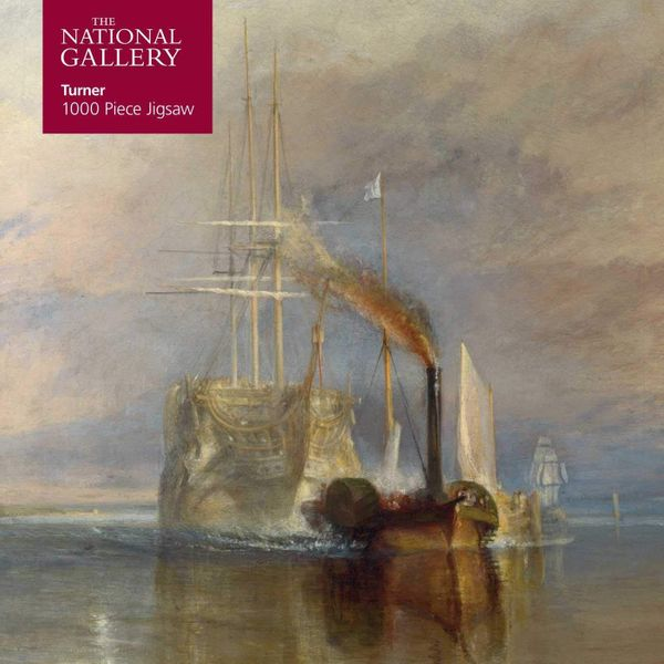 Turner: Fighting Temeraire Jigsaw Puzzle