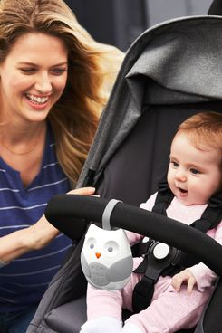 Skip Hop Stroll And Go Portable Baby Soother Owl