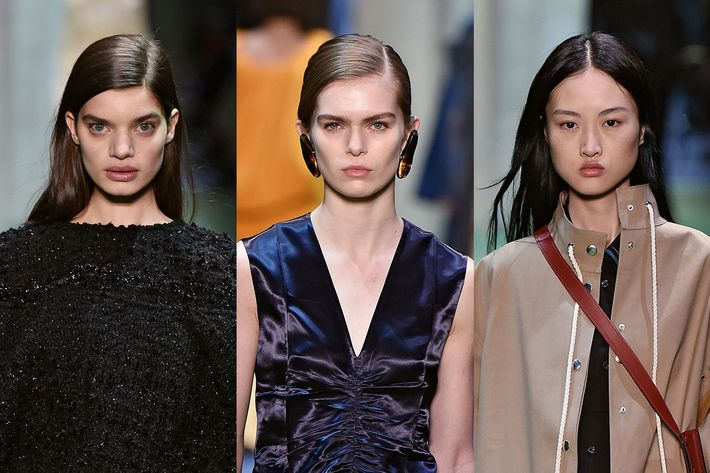 Chances are, you've done all of these Celine hairstyles at home.