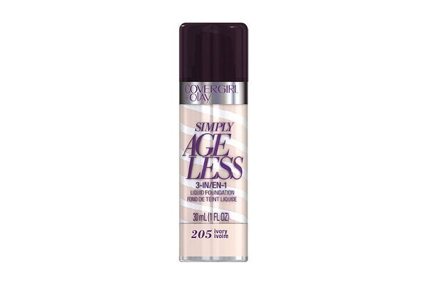 COVERGIRL Simply Ageless 3-In-1 Liquid Foundation