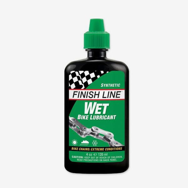 Finish Line Wet Bike Lubricant