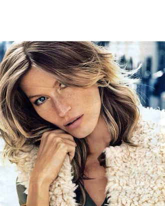 Gisele for H&M.
