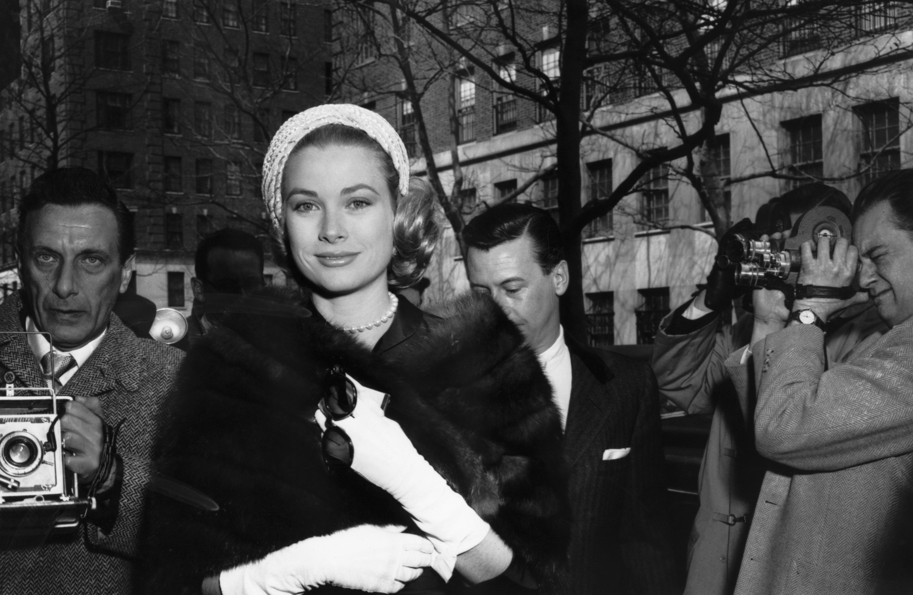 the reality of grace kelly Grace kelly shows her engagement ring to her mother, margaret, next to prince rainier and her father, johnap the baby of the kelly family, elizabeth (known mostly as lizanne), was closest to grace they acted together in local theater productions, and later she accompanied her starlet sister to movie.