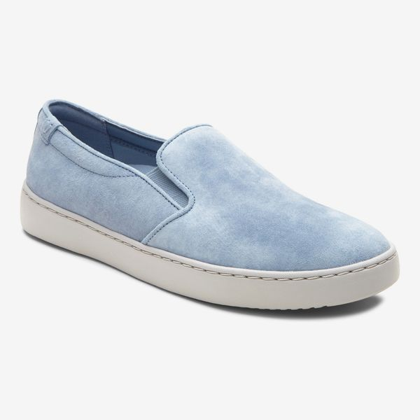 Vionic Avery Pro Suede
