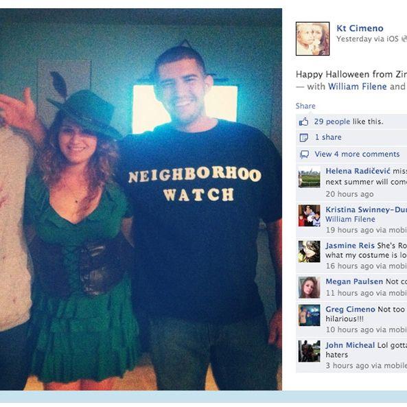 White Florida Man Dresses As Dead Trayvon Martin For Halloween