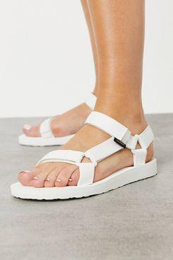 Teva Original Universal Sandals in White