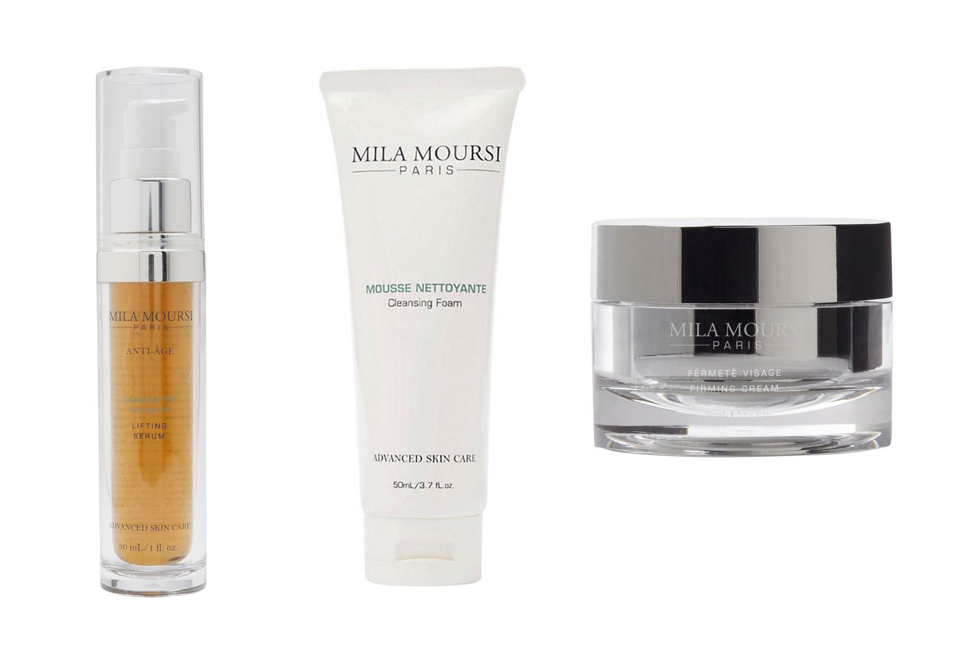Mila Moursi Cleansing Foam