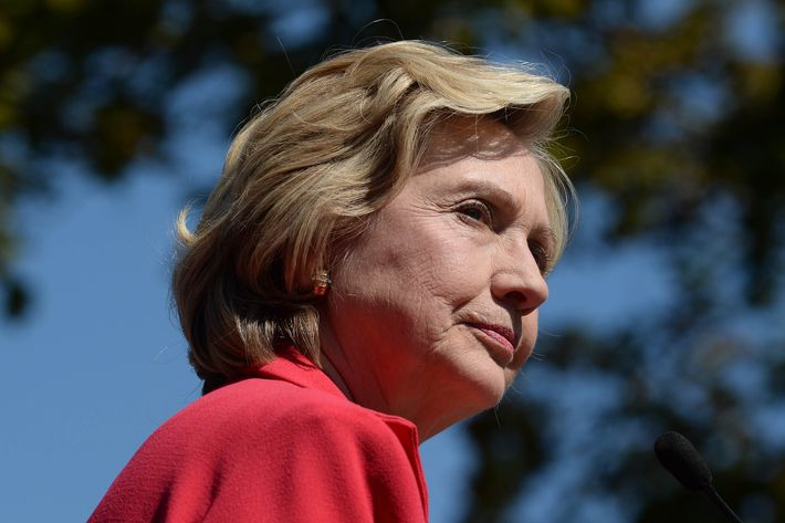Hillary Clinton Returns To Campaign Trail In NH