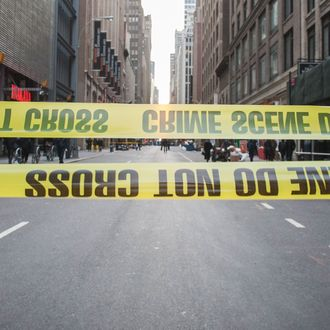 Man Stabbed to Death In Times Square