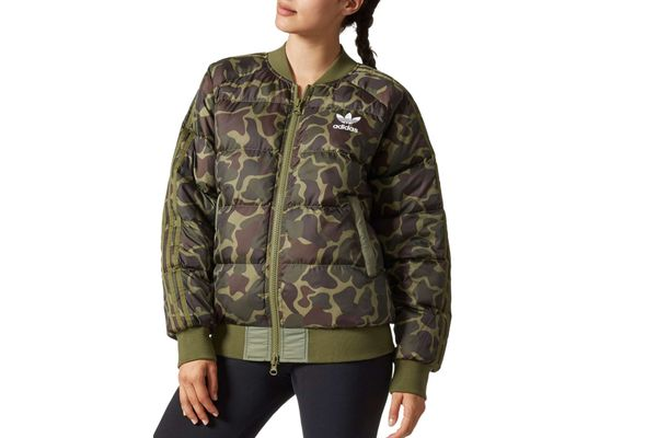Adidas Originals by Pharrell Williams Hu Hiking Camo Jacket